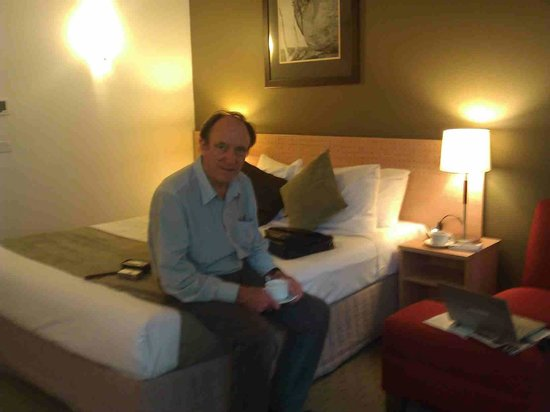The Crossley Hotel: comfortable and roomy