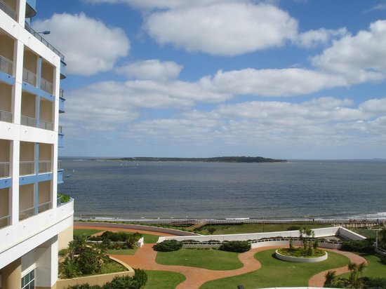Conrad Punta del Este Resort & Casino: room view 2