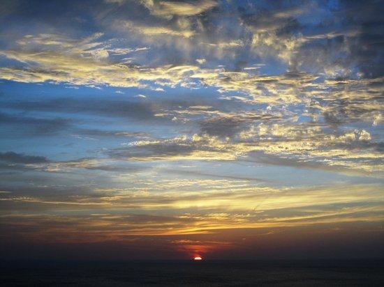 Rancho Santana: Sunset from our house - Casa Cognoscenti