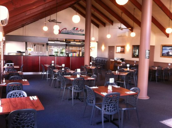Valentino S Devonport The Dining Area After Reno