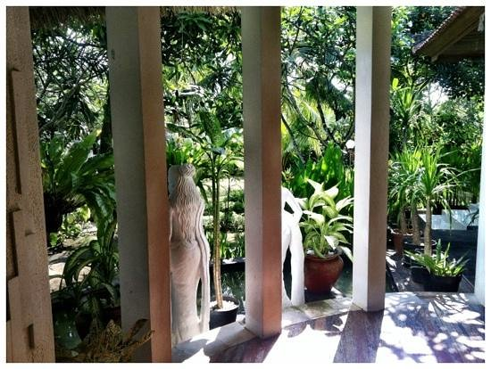 The Home SPA: Ontvangstruimte