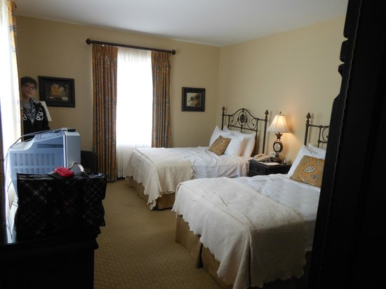 General Francis Marion Hotel: Room 401