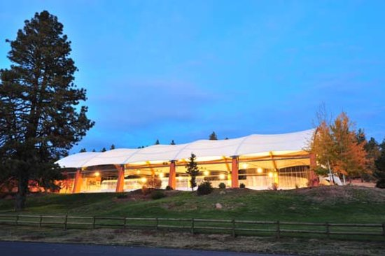 Bill Collier Community Ice Arena in Klamath Falls