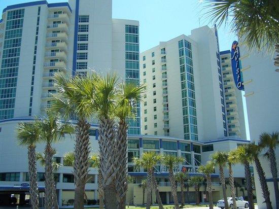 Avista Resort Front Of Hotel