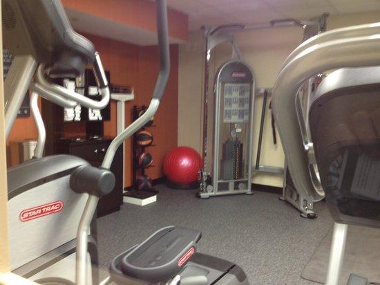 Hampton Inn Princeton: Jump Start Fitness Center