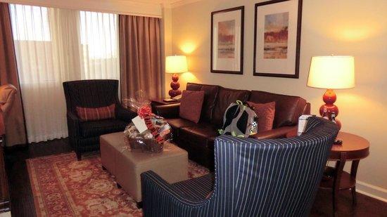 ذا هوتل آت أوبورن يونيفرستي: Room 606