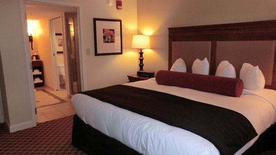 The Hotel at Auburn University: Room 606