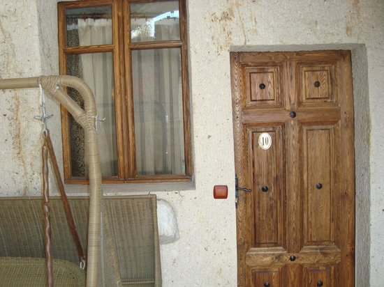 Dervish Cave House: entrada da suite king