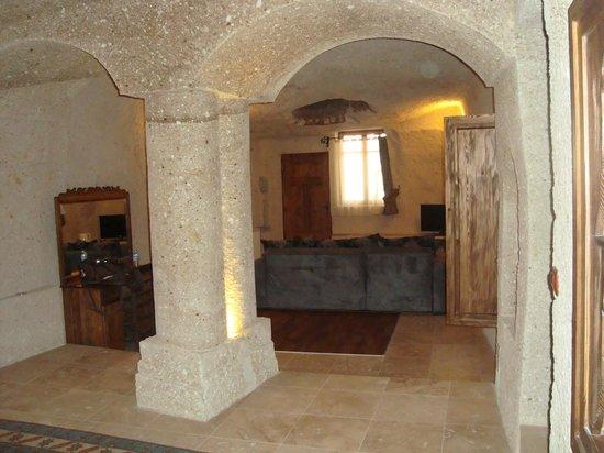 Dervish Cave House: suite king numero 10