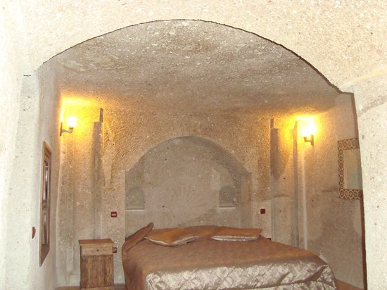 Dervish Cave House: suite king