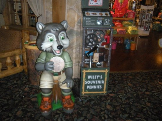 Great Wolf Lodge: wiley