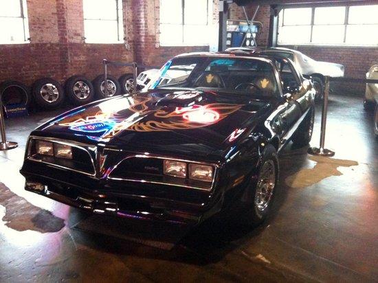 Wellborn MuscleCar Museum: Smokey's car