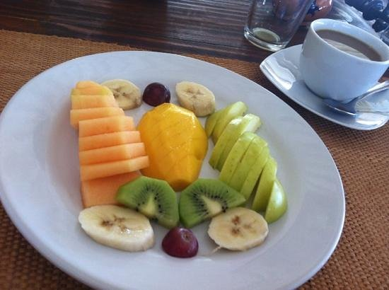 Amaité Hotel & Spa: healthy breakfast