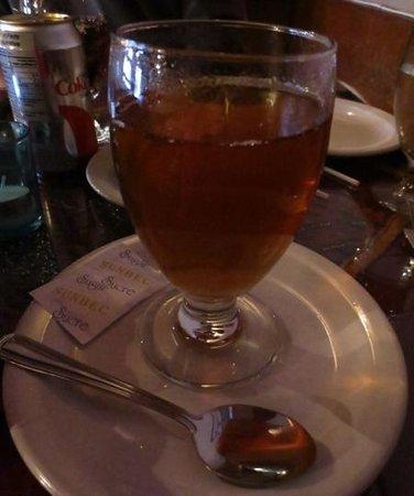 Khyber Pass: Hot tea