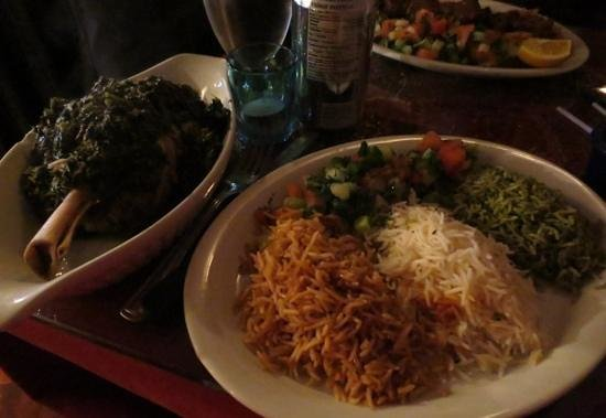 Khyber Pass: Sabzi chalaw..oh wow