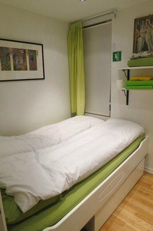 Skuteviken Guesthouse: Bedroom
