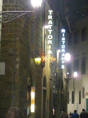 Trattoria Nella in Florence