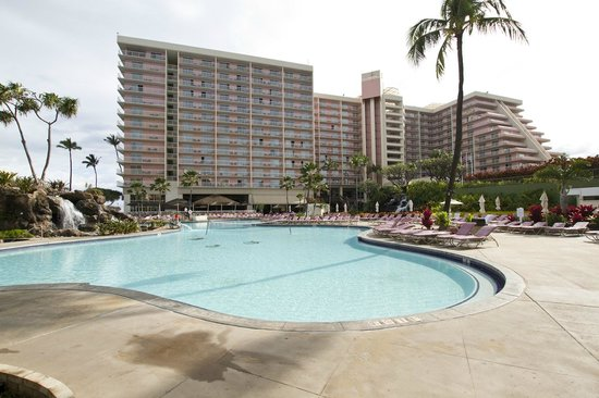 Ka'anapali Beach Club: Pool