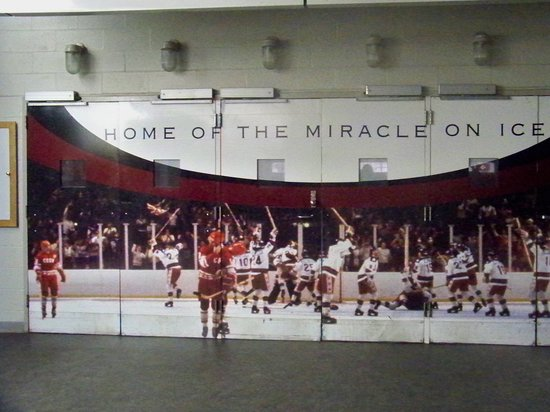 Lake Placid Olympic Museum : Miracle on Ice