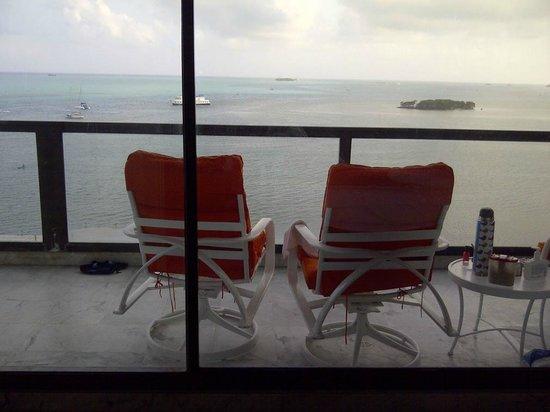 GHL Relax Hotel Sunrise: Balcon