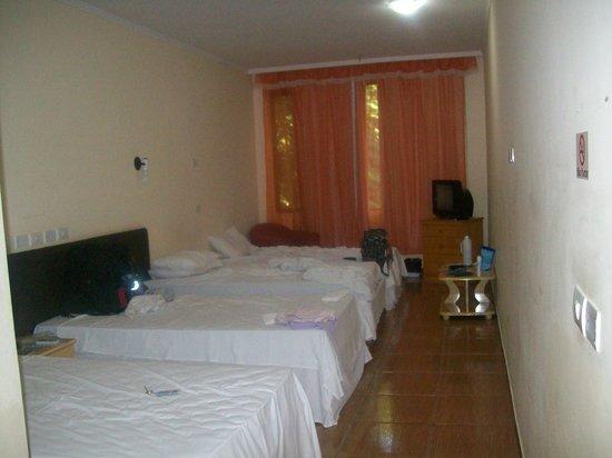 Iguassu Holiday Hotel: Habitación