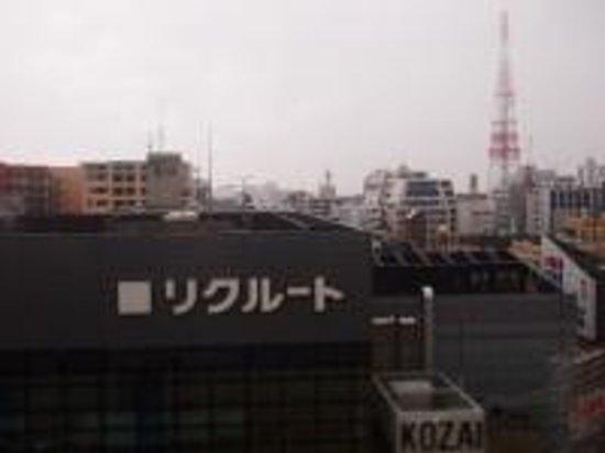 Hotel Monterey Lasoeur Fukuoka: 部屋からの眺め