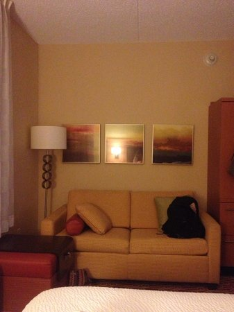 TownePlace Suites Arundel Mills BWI Airport: View of the room #1