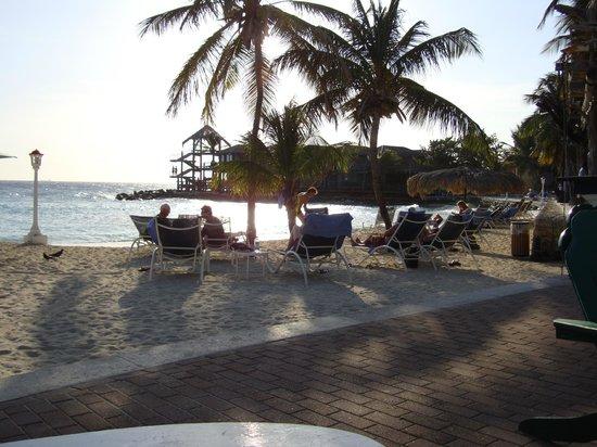 Avila Beach Hotel: Beach area
