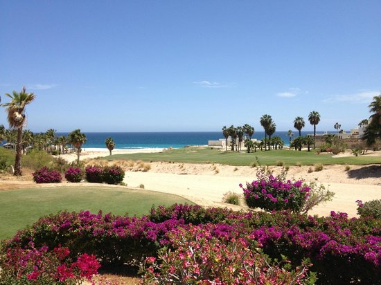 Cabo Real Golf Course: 6th tee
