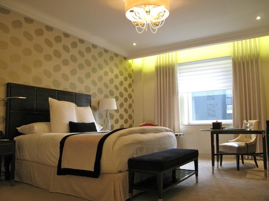The Ritz-Carlton, Montreal: Business stay room