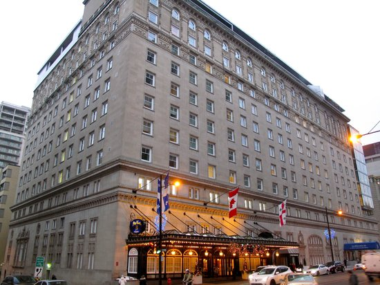 The Ritz-Carlton, Montreal: The Ritz- Carlton
