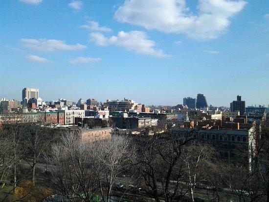 Broadway Hotel and Hostel: Morningside park