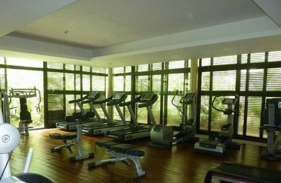 Blue Diamond Luxury Boutique Hotel: gym