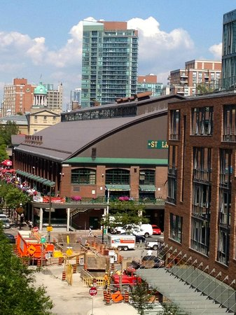 St. Lawrence Market from south
