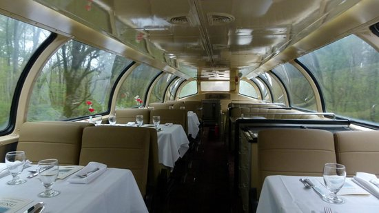 Pullman Rail Journeys