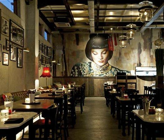 Mama San Restaurant Bali