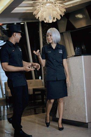 Hotel Neo Kuta Jelantik: Our Staff