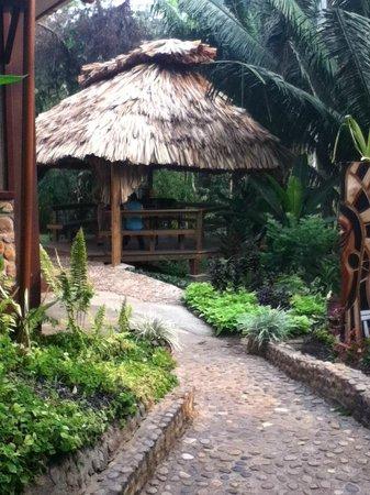 duPlooy's Jungle Lodge: Coffee station hut