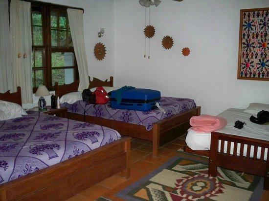 duPlooy's Jungle Lodge: Jungle Lodge room (#5)