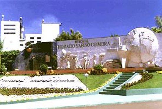 Monumento Horacio Sabino Coimbra Foto