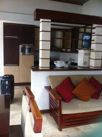 Bugan Villas : Kitchen