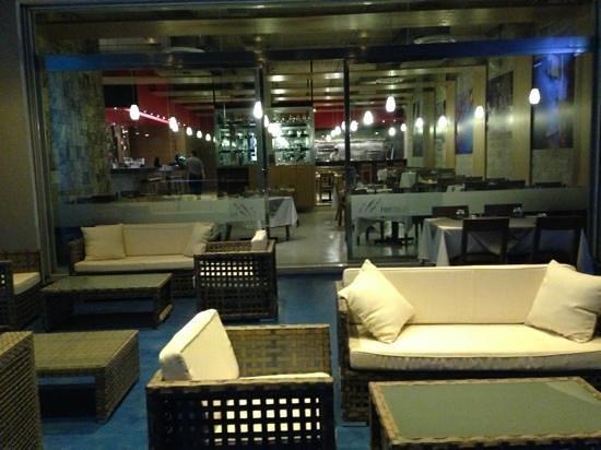 SeaSeñor: Lounge y salón