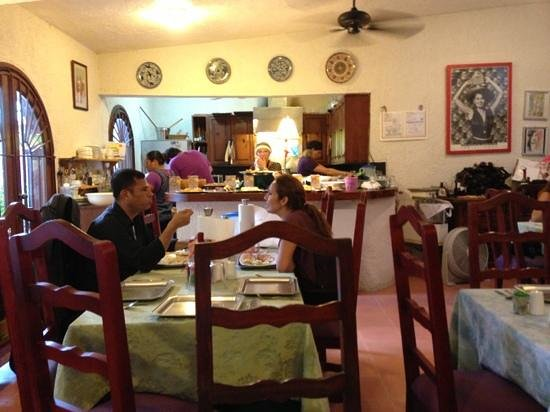 La Cucina Italiana: Como la sala de tu casa