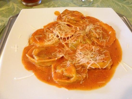 La Cucina Italiana : Ravioles de espinaca