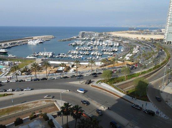 Phoenicia Hotel: View of Marine