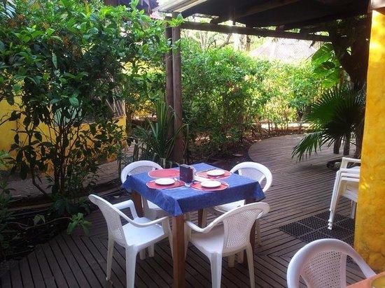 Hotel Luna Llena: Free breakfast