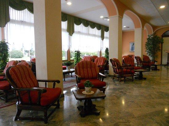 Columbia Terme Hotel : hall