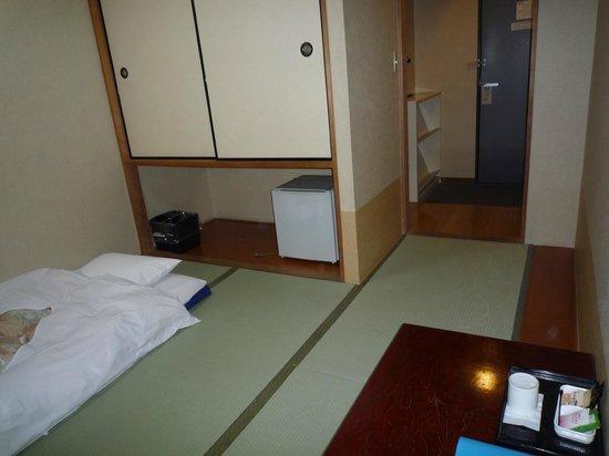 Annex Katsutaro: 306シングル窓側より