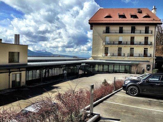 Le Mirador Resort & Spa: hotel entrance