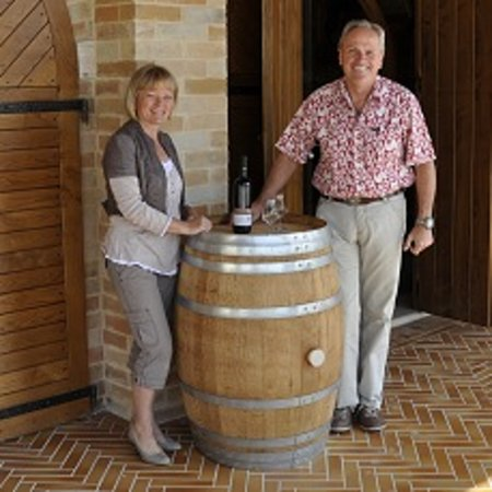 Cantina dei Monti: The Owners: Sylvia & Helmut